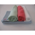 4 Cloth Sampler - one of each Nordic Microfiber