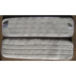 mop pads - 5 set - white