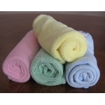 "Basic Eco - Dish Cloth / kitchen - 12"" - 4 pack"