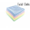 Facial Cloths - 4 set