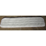Mop Pad - wet use - white