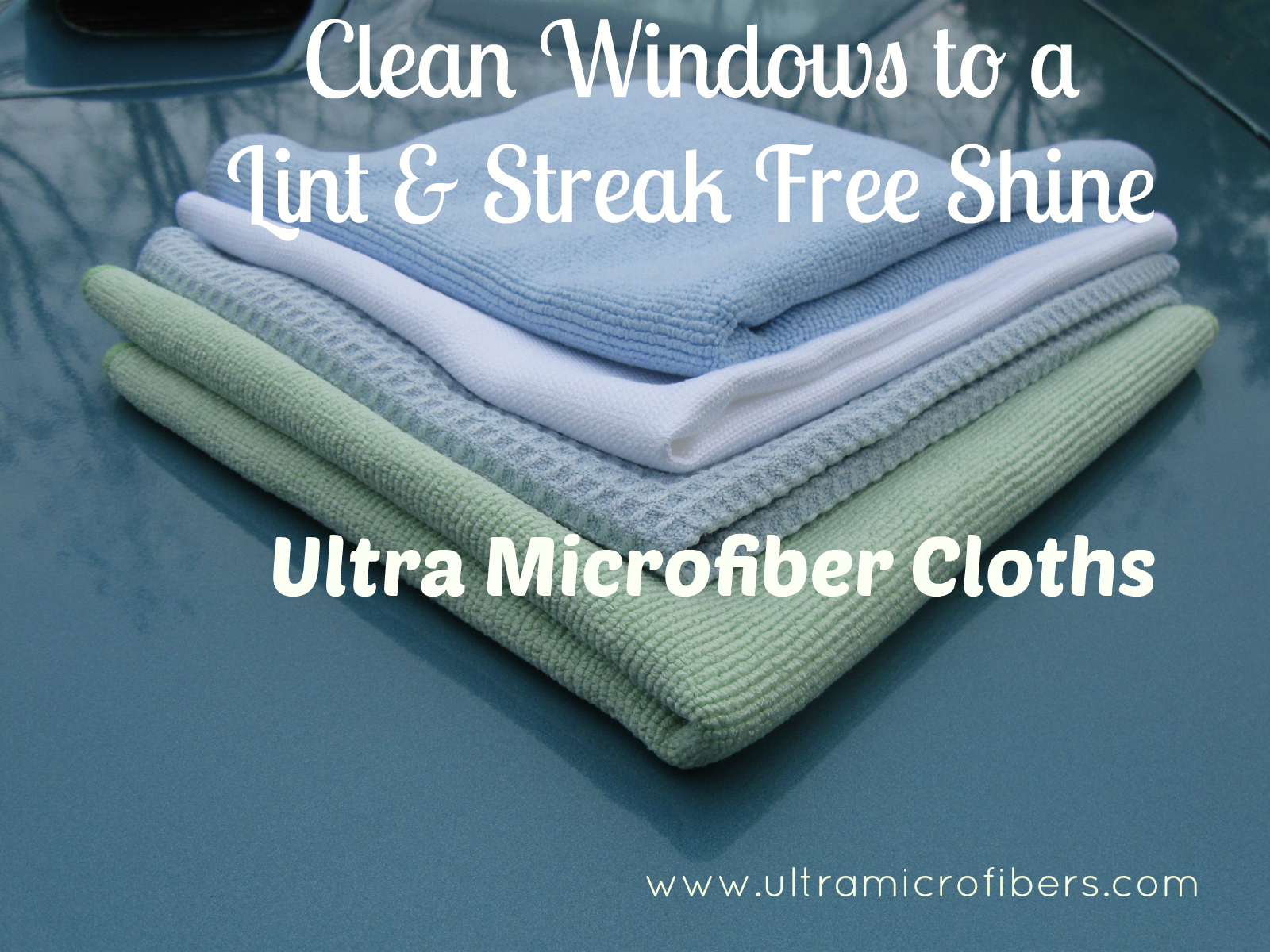 How To clean windows to a  lint & streak-free finish. Shine windows & glass with Microfiber Glass Cleaning Cloths. These are great for window cleaning services, window washing, window cleaners,  auto detailing, windshield, auto glass.